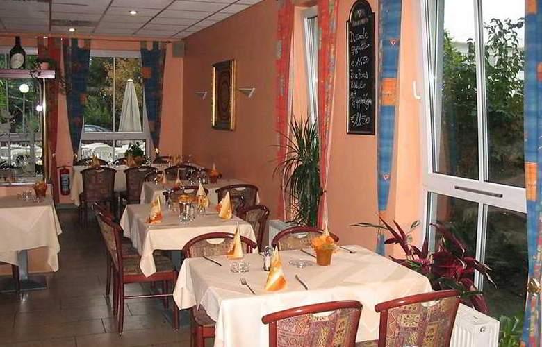 ACHAT Comfort Hotel Darmstadt / Griesheim - Restaurant - 2