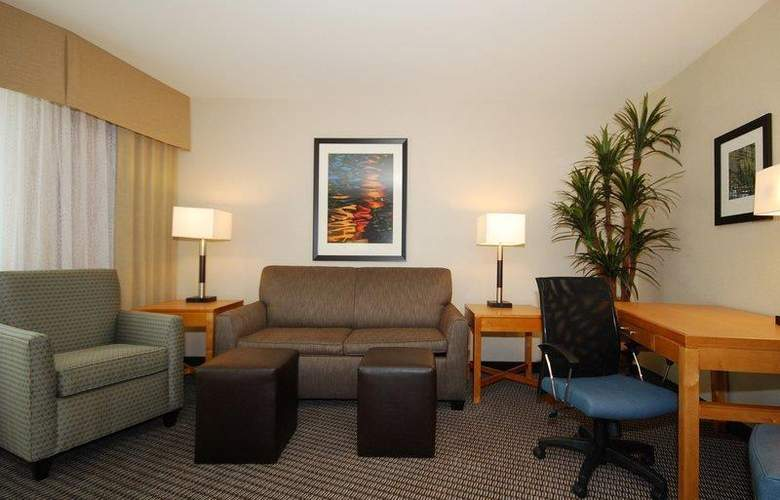 Best Western Plus Marina Gateway Hotel - Room - 33
