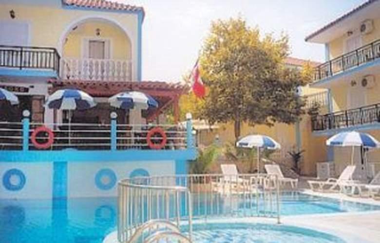 Dimitra Aparthotel - Pool - 2