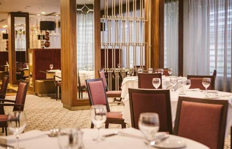 DoubleTree by Hilton Tyumen - Restaurant - 19