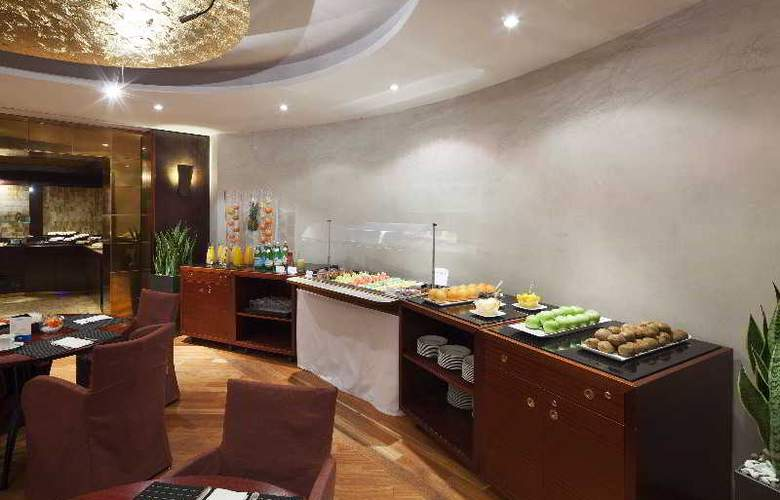 NH Villa Carpegna - Restaurant - 29