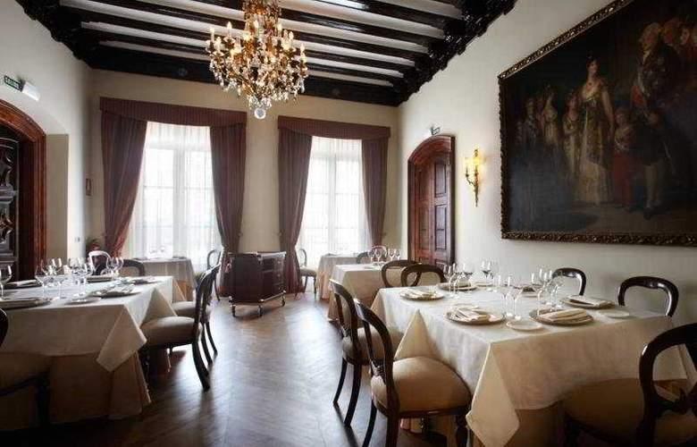 Palacio Guendulain - Restaurant - 12