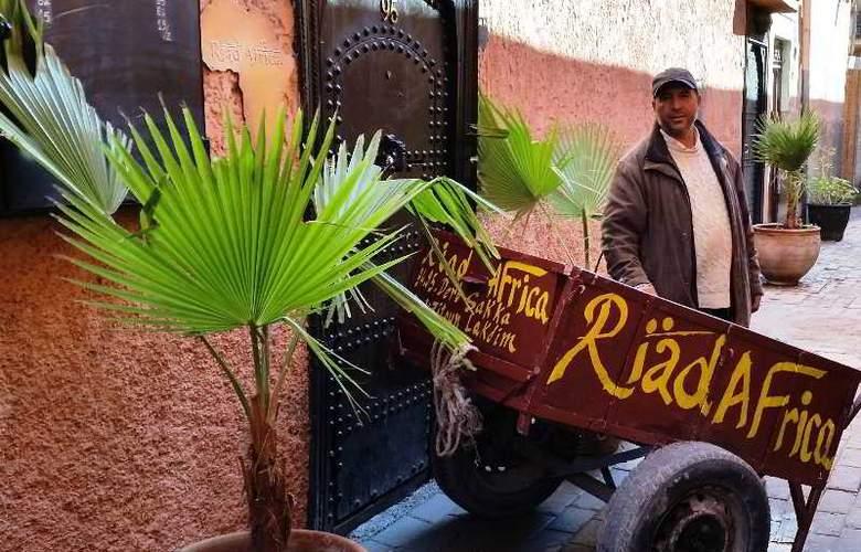 Riad Africa - Hotel - 22