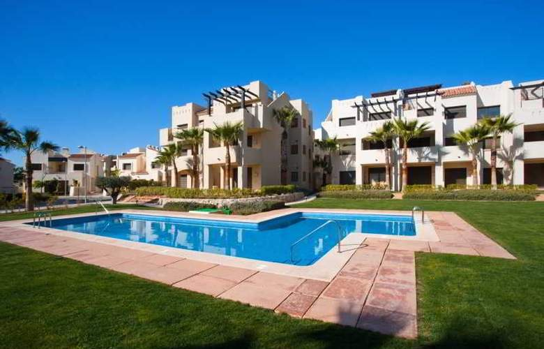 Roda Golf and Beach Resort - Pool - 16