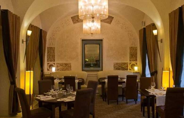 Mamaison Hotel Le Regina Warsaw - Restaurant - 17