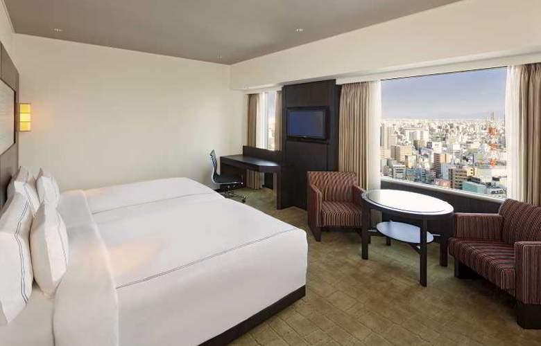 Swissotel Nankai Osaka - Room - 16