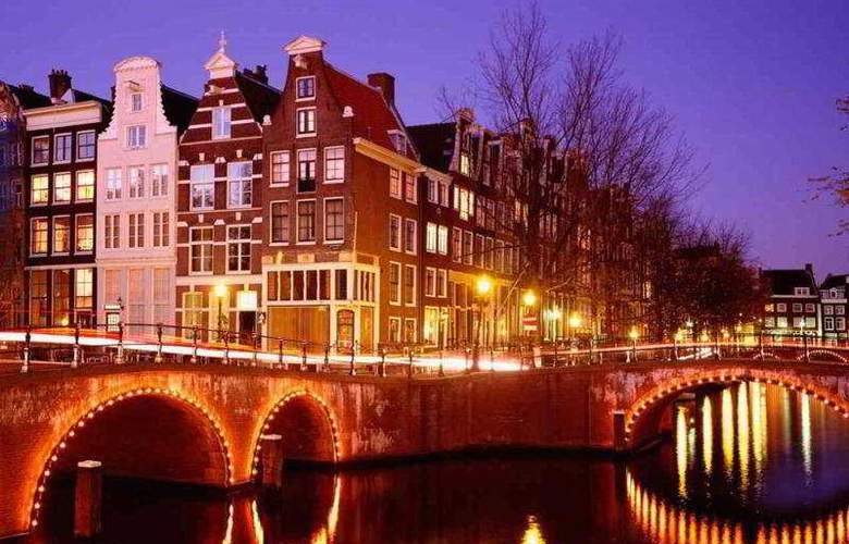 Roulette Amsterdam 3* - General - 1