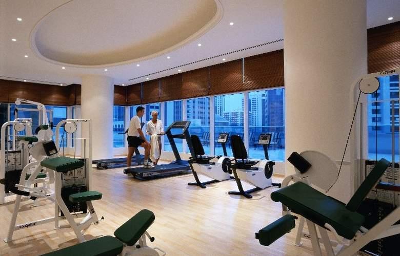 Corniche Hotel Abu Dhabi - Sport - 9