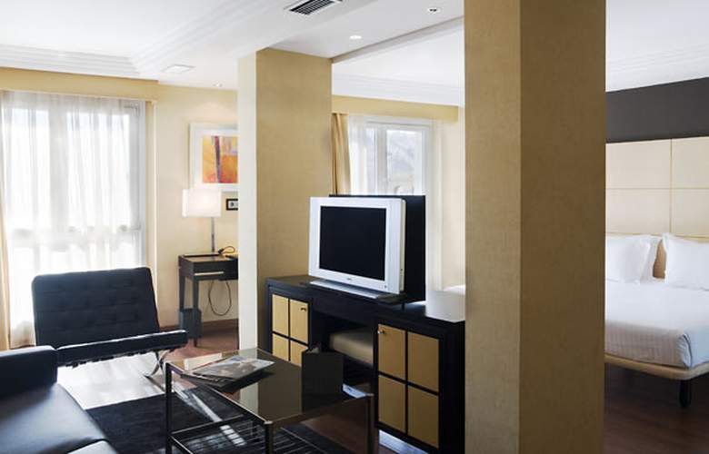 Ac Almeria - Room - 8