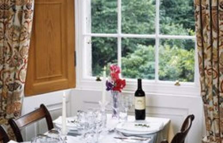 Forss House Hotel - Restaurant - 2