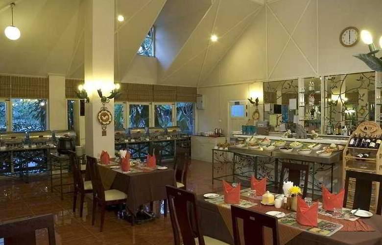 Eurasia Chiang Mai Hotel - Restaurant - 6