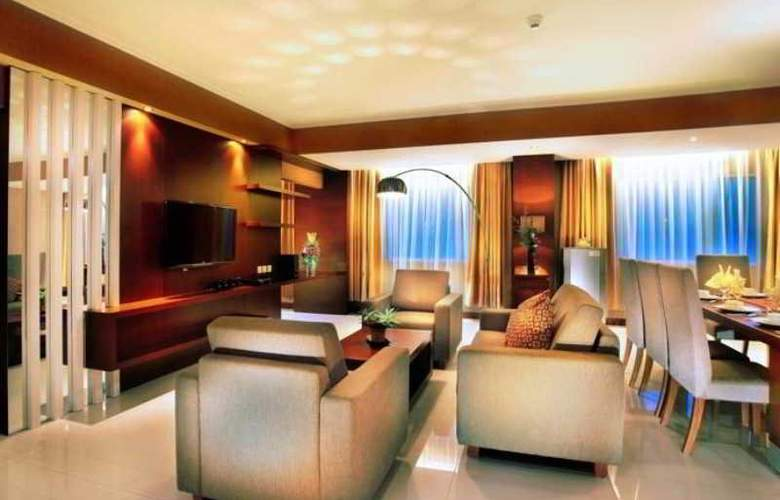 Aston T. Pinang Hotel & Conference Centre - Room - 5