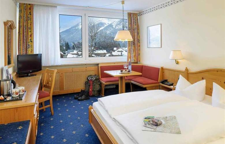 Mercure Garmisch-Partenkirchen - Room - 62