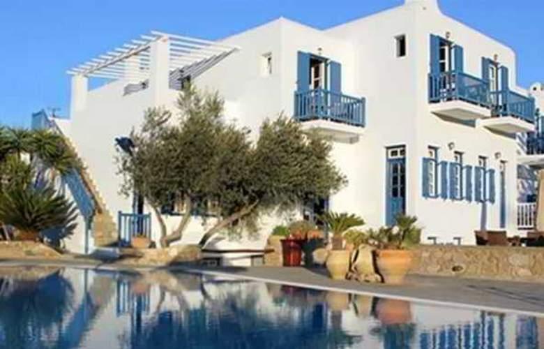 Vienoula's Garden  - Hotel - 9