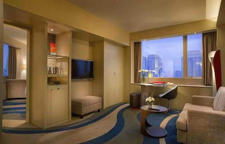 Sofitel Shanghai Hyland - Hotel - 57