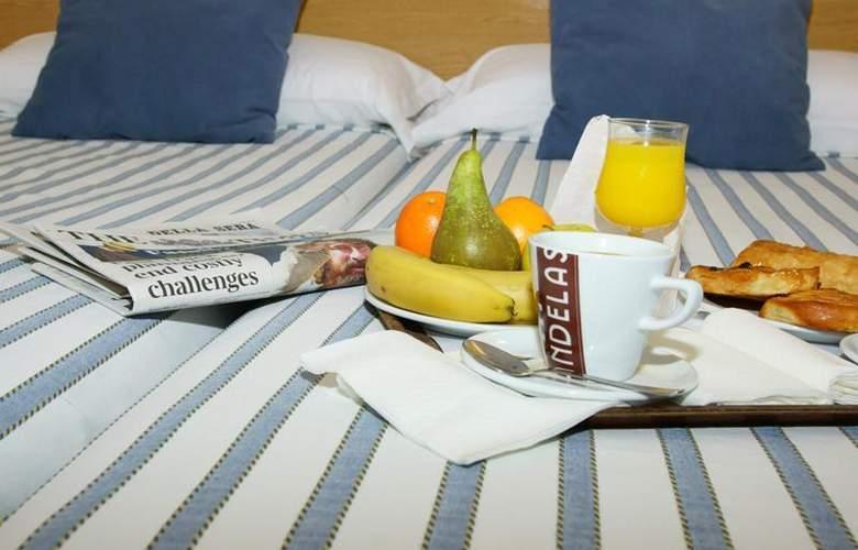 Best Western Hotel Los Condes - Room - 76