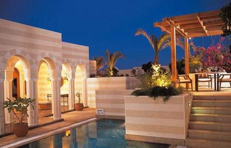 Oberoi Sahl Hasheesh - Terrace - 9