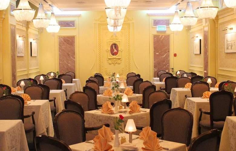 Radisson Sas Slavyanskaya - Restaurant - 26