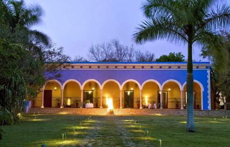 Hacienda Santa Rosa Boutique - Hotel - 3