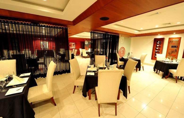 Hodelpa Gran Almirante Hotel & Casino - Restaurant - 5
