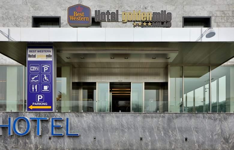Best Western Hotel Goldenmile Milan - General - 1