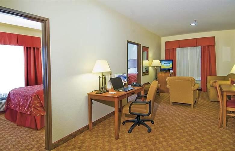 Best Western Plus San Antonio East Inn & Suites - Room - 100