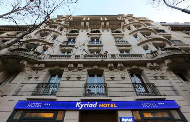 Kyriad Paris 18 - Porte de Clignancourt - Montmartre - Hotel - 0