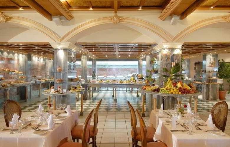 Aquila Rithymna Beach - Restaurant - 11