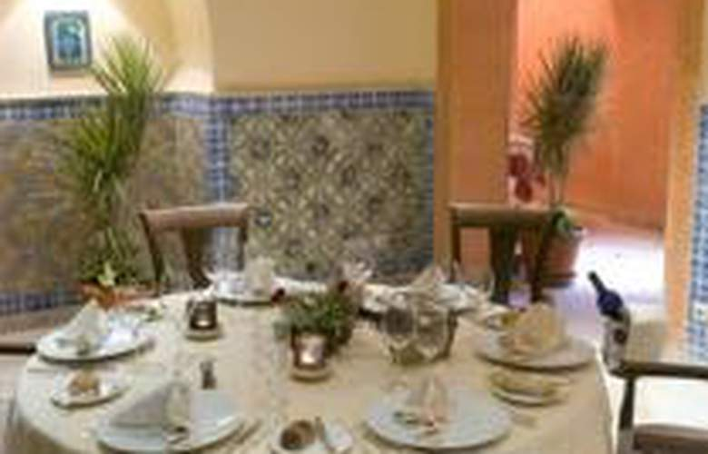 Yadis Djerba Golf Thalasso & Spa - Restaurant - 4