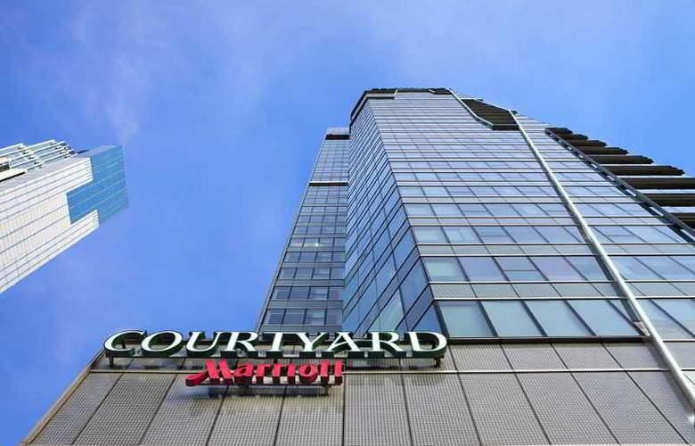 Courtyard By Marriott Hong Kong - Hotel - 4