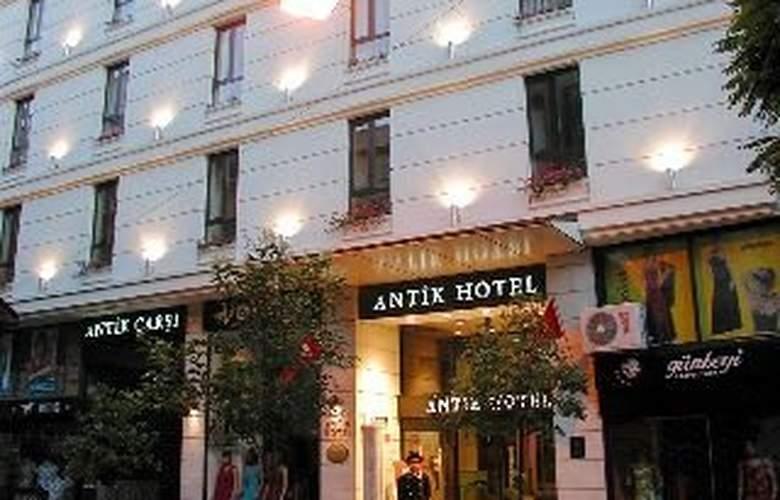 Antik - Hotel - 0