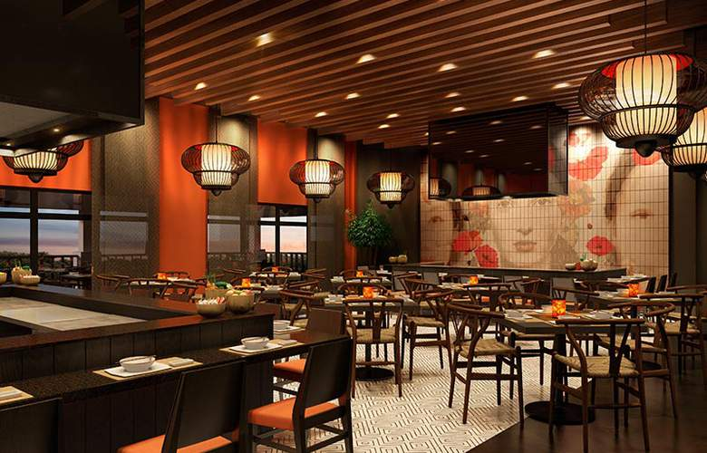 AMResorts Dreams Dominicus La Romana - Restaurant - 4