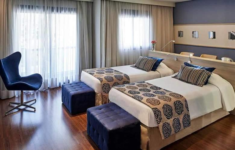 Mercure Sao Paulo Pamplona - Hotel - 31