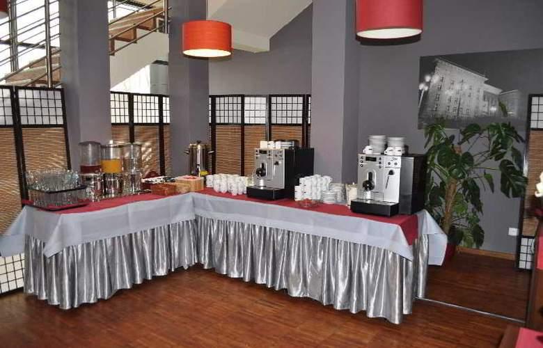 Economy Silesian Hotel - Restaurant - 20