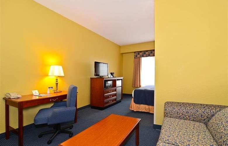 Best Western Executive Inn & Suites - Room - 119