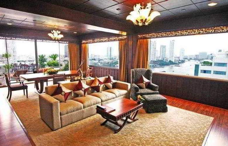 Ramada Plaza Menam Riverside Bangkok - Room - 7