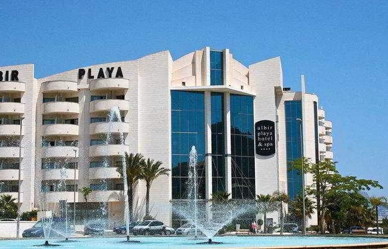 Albir Playa Hotel & Spa - Hotel - 0