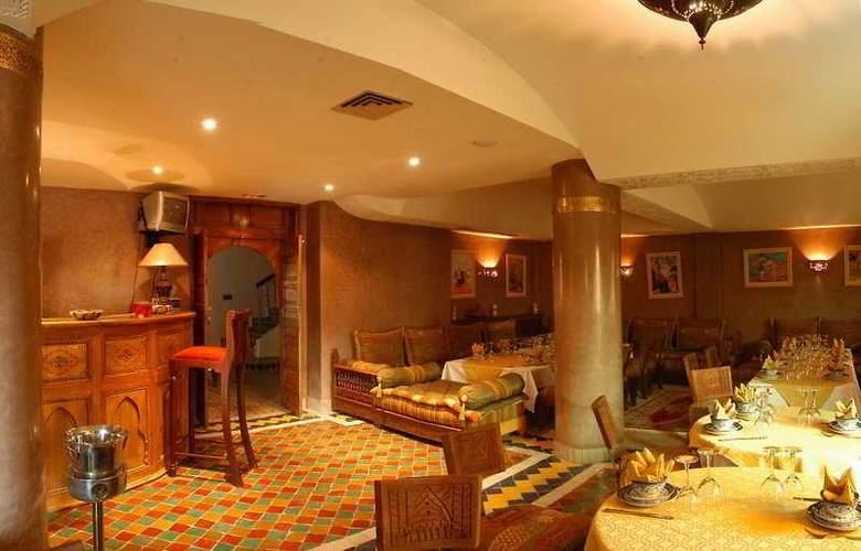 Le Caspien Marrakech - Restaurant - 6