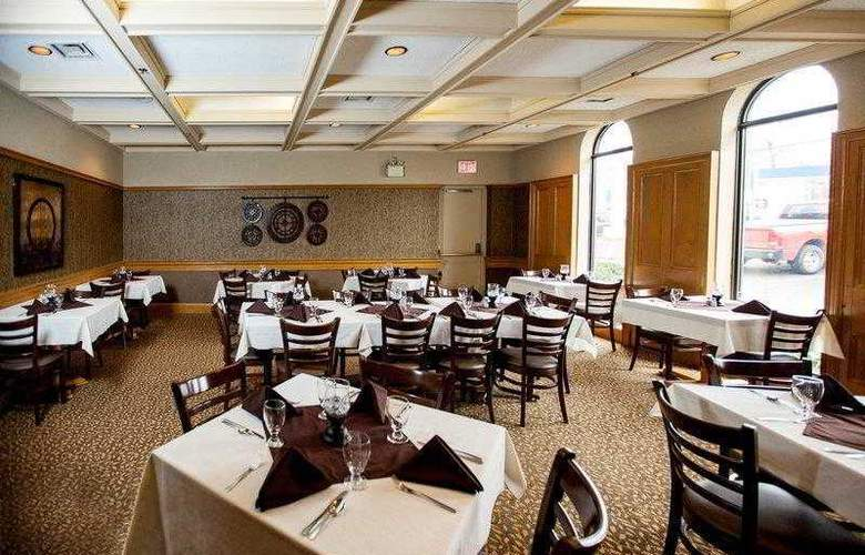 Best Western Glengarry Hotel - Hotel - 28