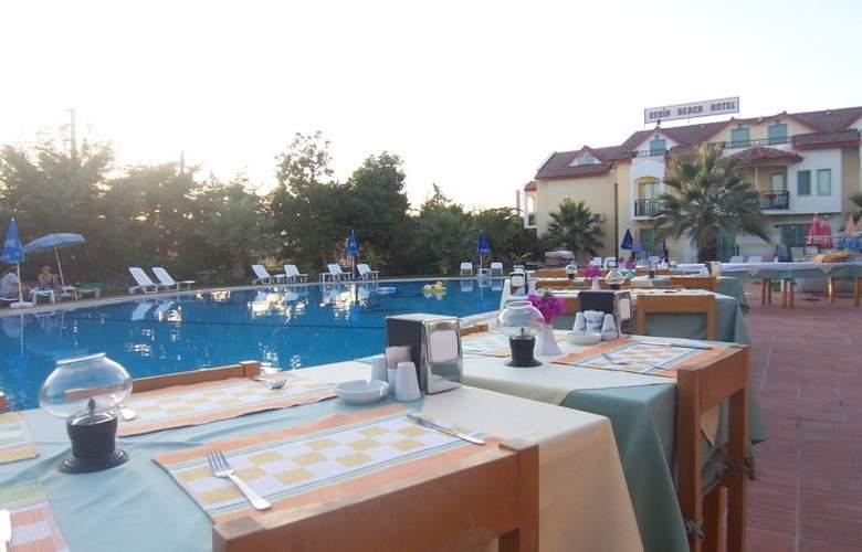 Rebin Beach Hotel - Restaurant - 3