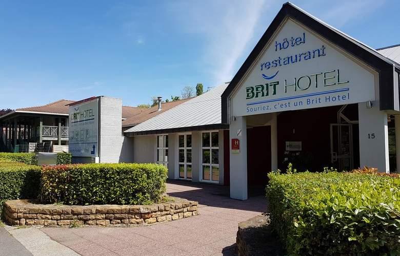 Brit Hotel Confort Lyon Nord Dardilly - Hotel - 0