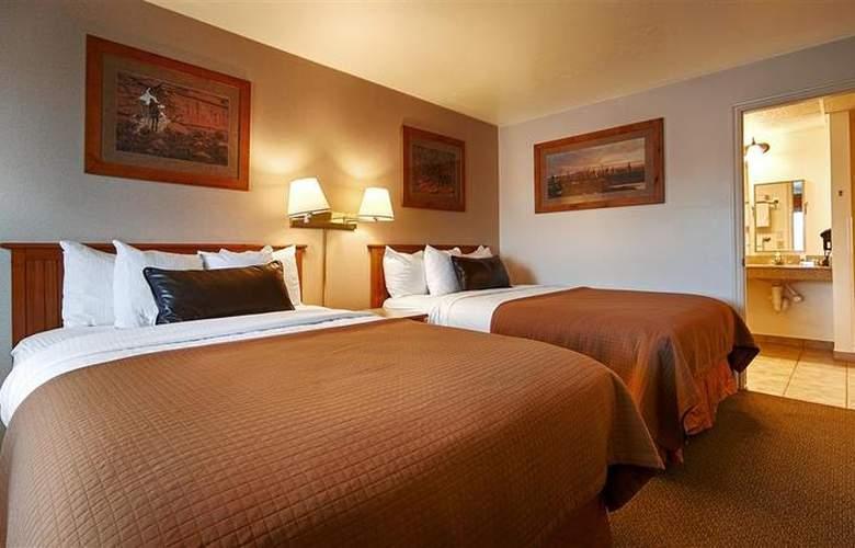 Best Western Ruby's Inn - Room - 88