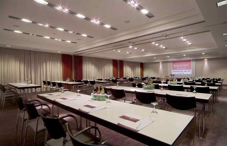 Mercure Hannover Mitte - Conference - 56