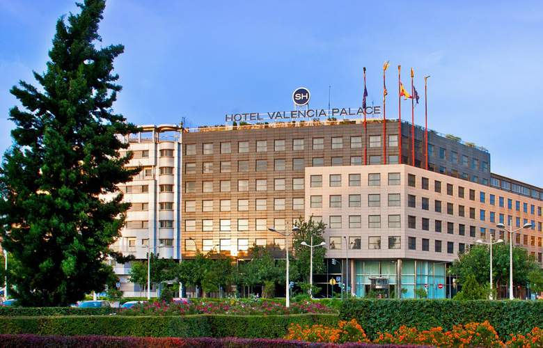 Sh Valencia Palace - Hotel - 0