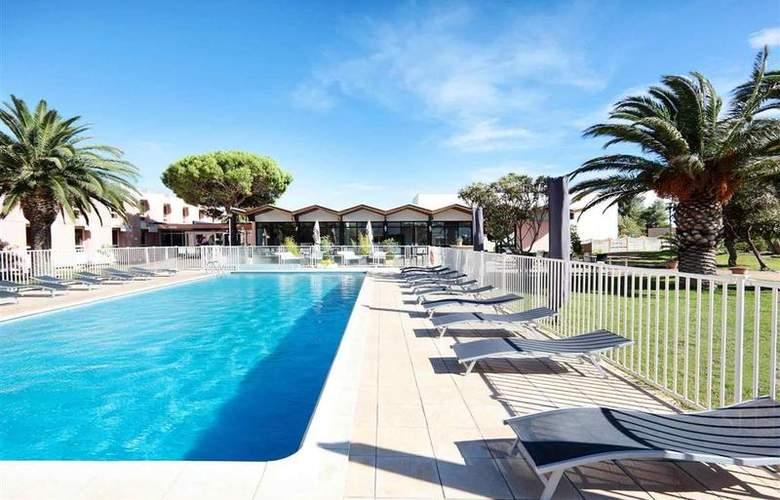 Novotel Perpignan - Hotel - 26