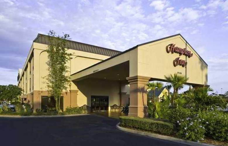 Hampton Inn Vero Beach - Hotel - 9