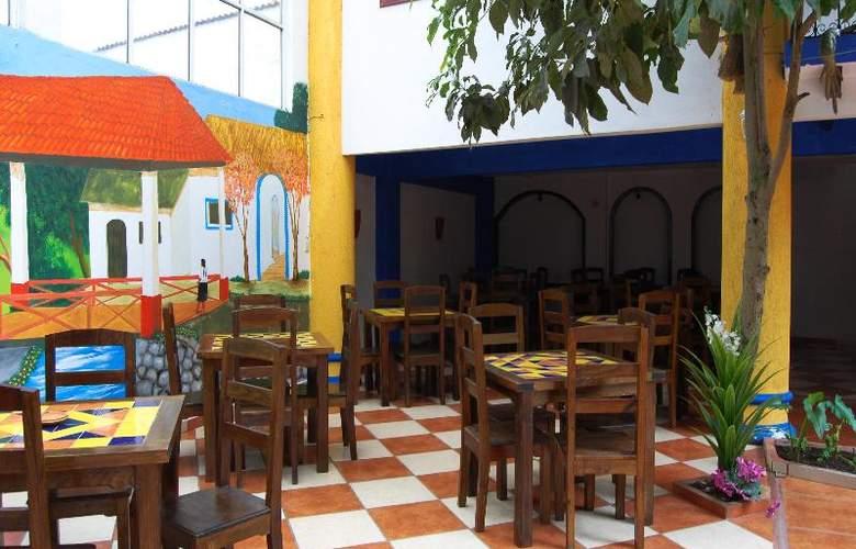 Jardines del Carmen - Restaurant - 6