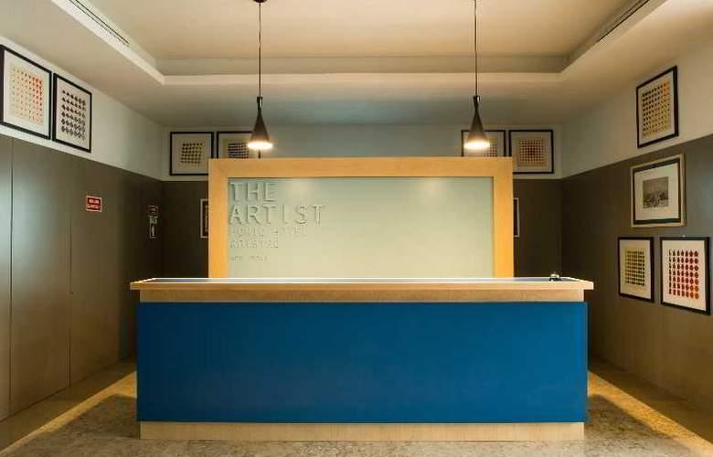 The Artist Porto Hotel & Bistro - General - 1