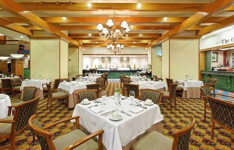 Crowne Plaza Monterrey - Restaurant - 22