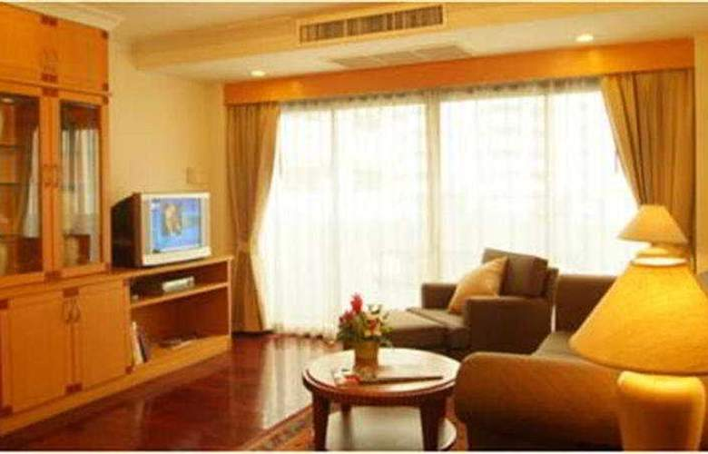 Admiral Suites Sukhumvit by Compass Hospitality  - Room - 3